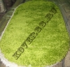 Турецкий ковер шагги 24000-green_ov
